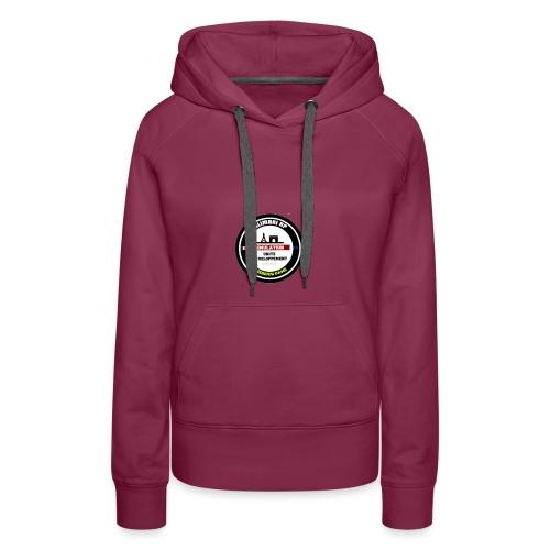SLIMANIRP - Sweat-shirt à capuche Premium pour femmes