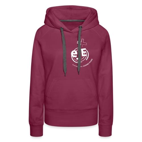 EJE invertiert eps 13 1 x 17 2 - Frauen Premium Hoodie