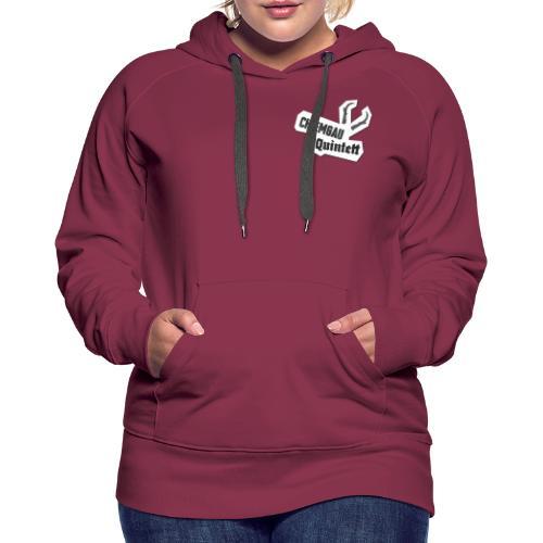 CQ - Frauen Premium Hoodie