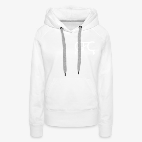 GAINS FACTORY COACHING - Frauen Premium Hoodie