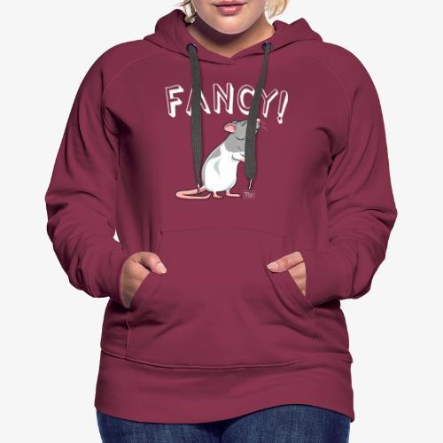 Fancy! Rat XIII - Naisten premium-huppari