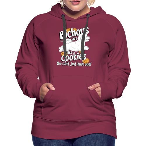 bichoncookies - Naisten premium-huppari