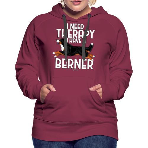 Bernese Berner Therapy 2 - Naisten premium-huppari