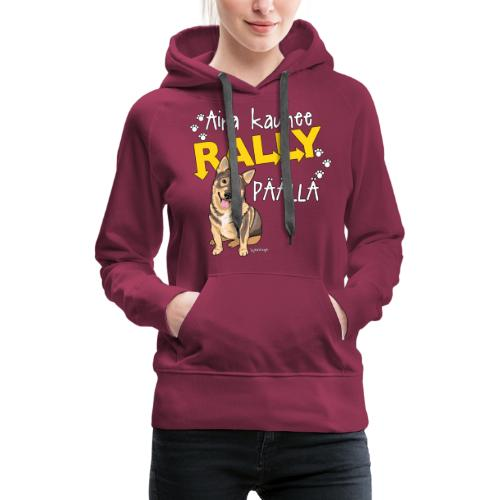 Vallhund Göötti Rally - Naisten premium-huppari