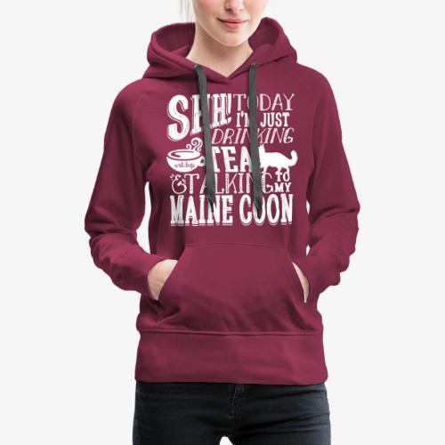 SHH Maine Coon Tea3 - Naisten premium-huppari