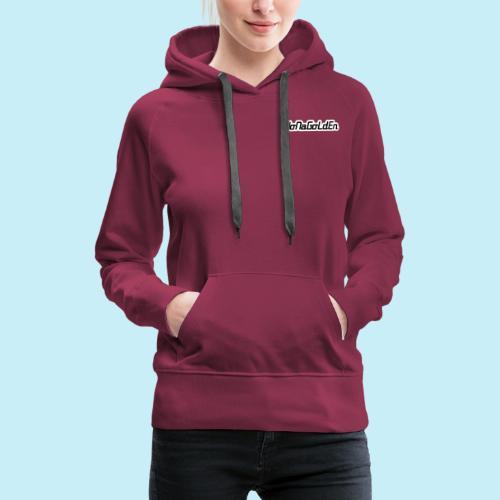 Jonagolden - Sweat-shirt à capuche Premium pour femmes