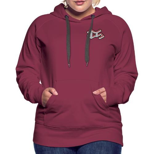 InnSpace Logo Small - Women's Premium Hoodie
