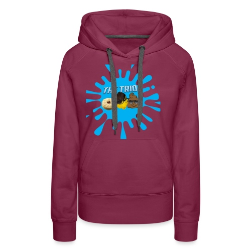 The Trio (Zak O'Leary) - Women's Premium Hoodie