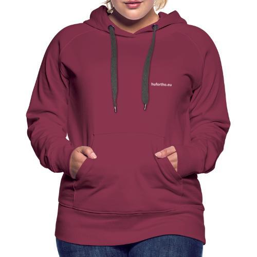 hufortho - Frauen Premium Hoodie