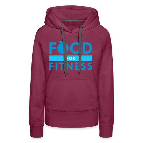 Updated FFF Logo png - Women's Premium Hoodie