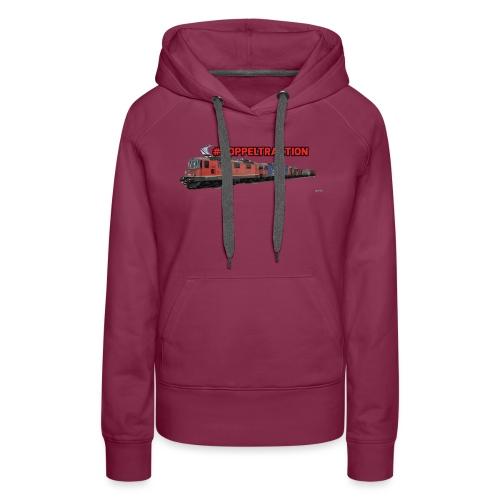 #Doppeltraktion Merchandise! - Frauen Premium Hoodie