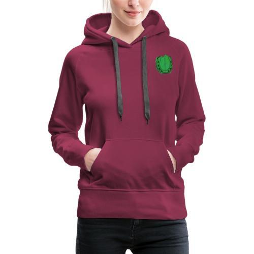 Apolline - Sweat-shirt à capuche Premium pour femmes