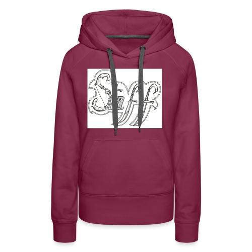 Staff - Sweat-shirt à capuche Premium pour femmes