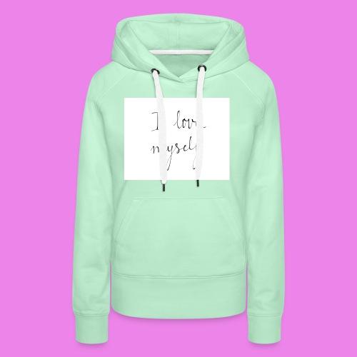 tumblr nhfkg479nQ1u66e4no1 1280 - Women's Premium Hoodie