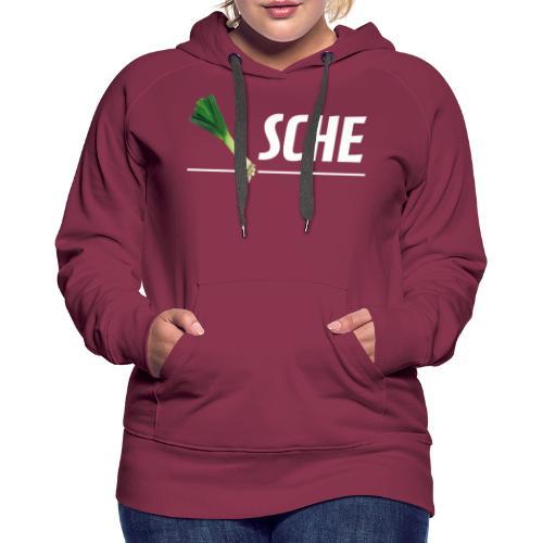 PORRESCHE - Dame Premium hættetrøje