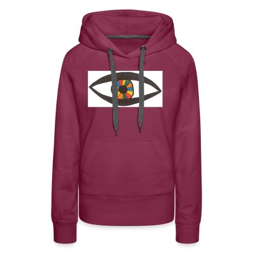 Nohx - Sweat-shirt à capuche Premium pour femmes