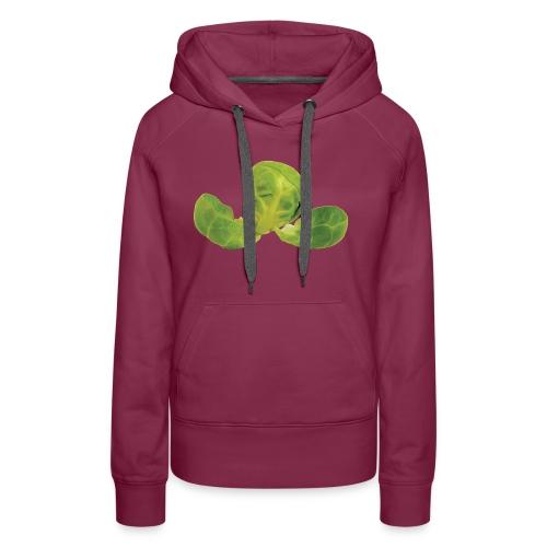 003_spruitje - Vrouwen Premium hoodie
