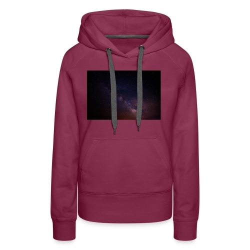 Galaxie - Frauen Premium Hoodie