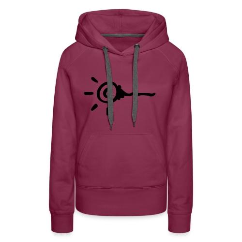 C-Shirt - Vrouwen Premium hoodie