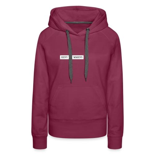 Bildschirmfoto_2016-12-26_um_01-26-00 - Frauen Premium Hoodie