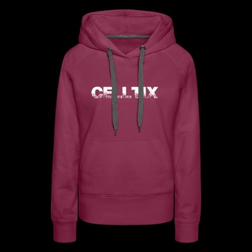 Celltix2- Collection - Frauen Premium Hoodie