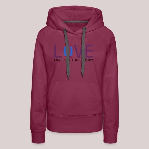 14-30 Love Live YOLO - Frauen Premium Hoodie