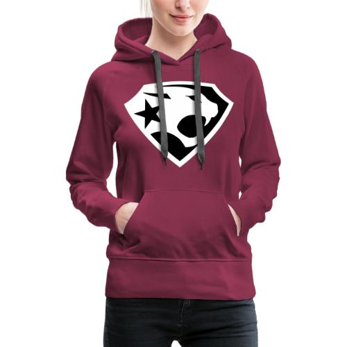 SUPER BLACK PANTHER - Frauen Premium Hoodie