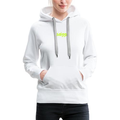 Official Grüzzi - Frauen Premium Hoodie