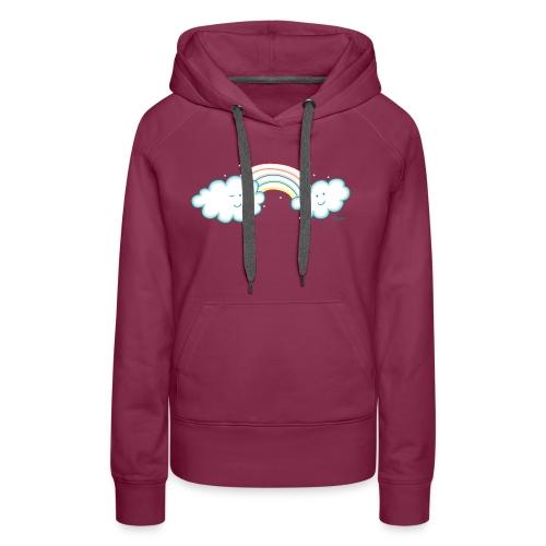 Cumulus - Sweat-shirt à capuche Premium pour femmes