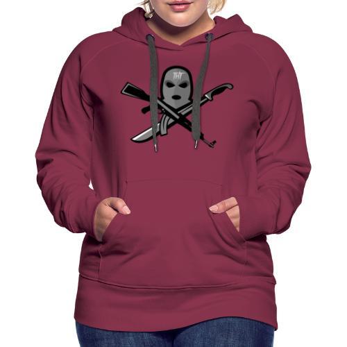 Hoolie Tribe - Vrouwen Premium hoodie