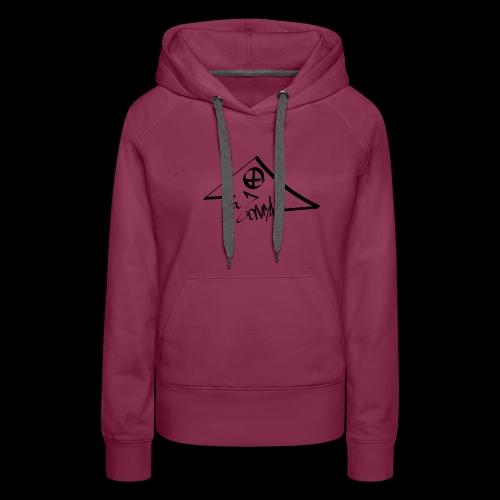 La Zionmai - Sweat-shirt à capuche Premium pour femmes
