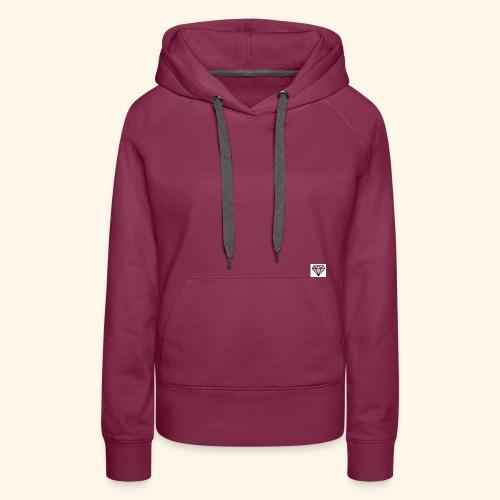 images 2 - Sweat-shirt à capuche Premium pour femmes