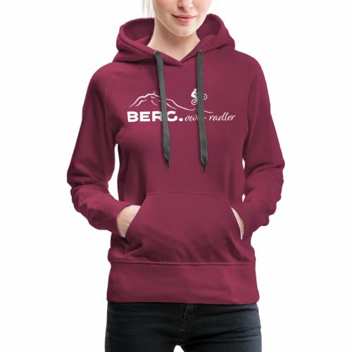 BERG.owi-radler - Frauen Premium Hoodie