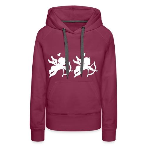 Engelchen - Frauen Premium Hoodie