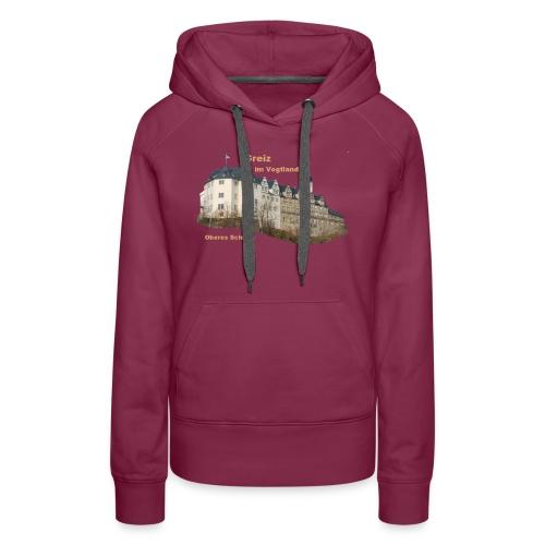 Greiz Schloss Design - Frauen Premium Hoodie