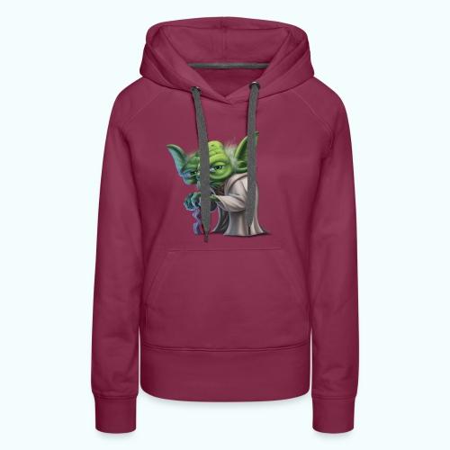 Little Gnome - Women's Premium Hoodie