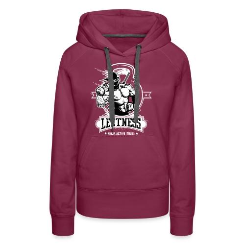 Leetness - Men's sports shirt - Women's Premium Hoodie