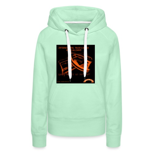 Unity - Sweat-shirt à capuche Premium pour femmes