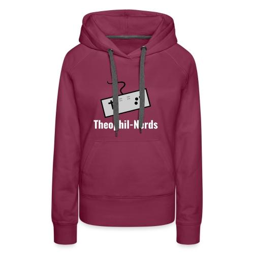 Theophil-Nerds Logo - Frauen Premium Hoodie