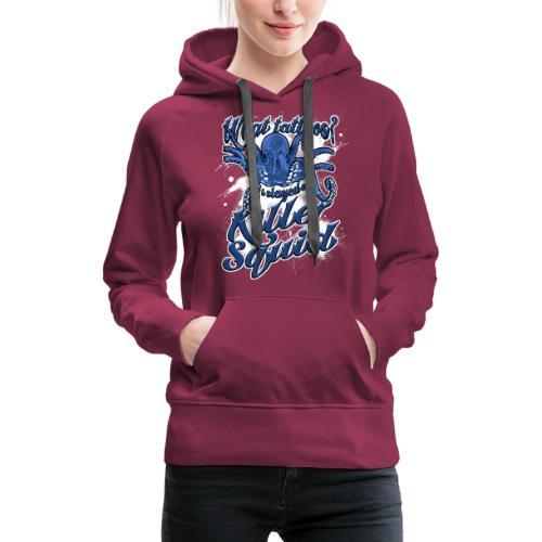 What tattoos? - Vrouwen Premium hoodie