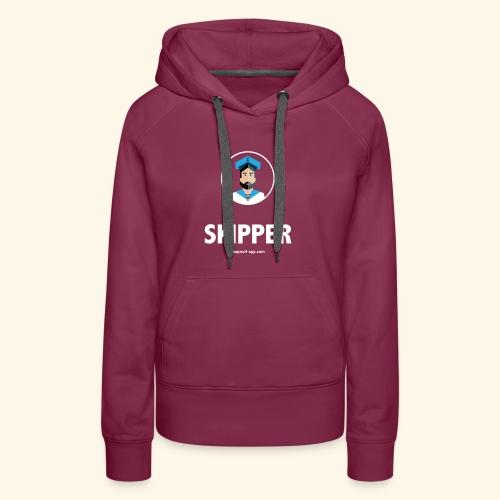 SeaProof Captain - Frauen Premium Hoodie