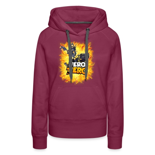Season of Fire - Women's Premium Hoodie