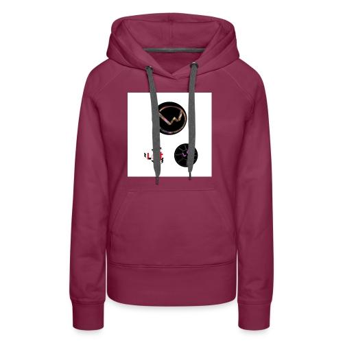 PicsArt 01 10 07 02 - Vrouwen Premium hoodie