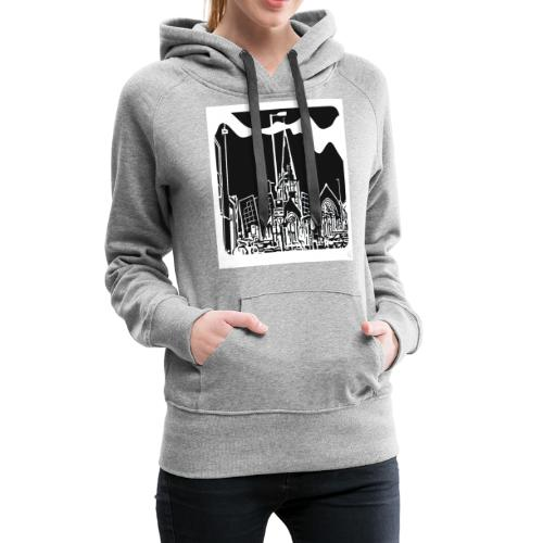 Church iconic - Women's Premium Hoodie