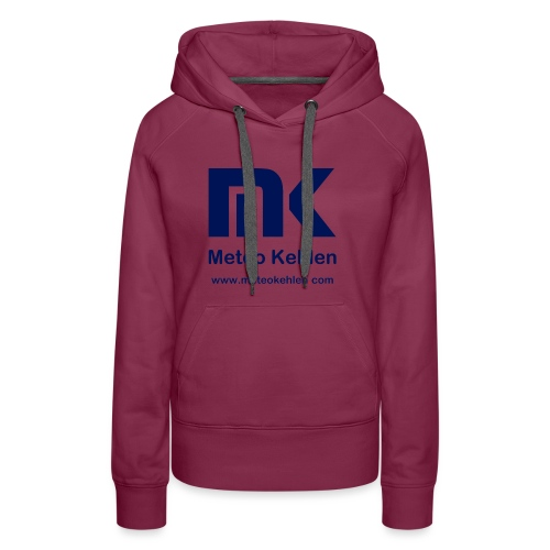 mk logo www. - Frauen Premium Hoodie