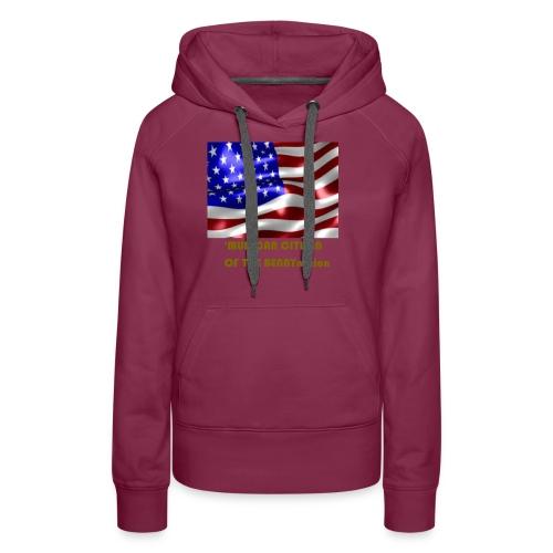 AMERICAN BENNYBOY90 MERCH - Women's Premium Hoodie