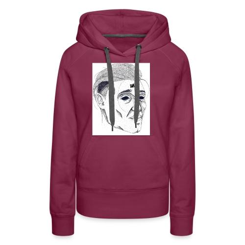 n - Sweat-shirt à capuche Premium pour femmes