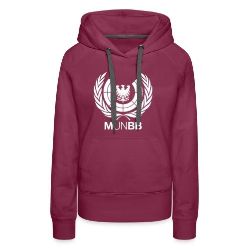 MUNBB - Frauen Premium Hoodie