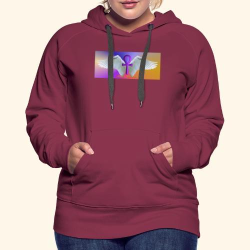 ANKH Logo - Frauen Premium Hoodie