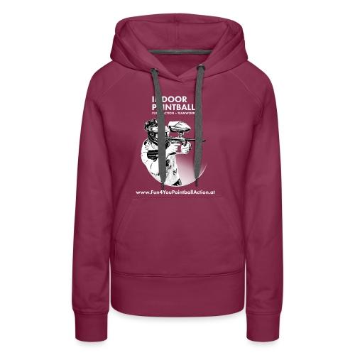 F4Y19 10 T Shirts light - Frauen Premium Hoodie